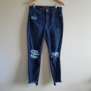 Joe's Jeans The Charlie High Rise Skinny Ankle W31